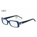 Lacoste 2612 celoobrubové plastové dámské brýle