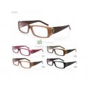 Módní dámské celoobrubové plastové brýle