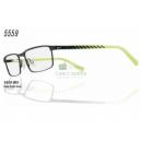 NIKE 5559 celoobrubové kovové dámské brýle s plastovými stranicemi