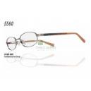 NIKE 5560 celoobrubové kovové dámské brýle s plastovými stranicemi