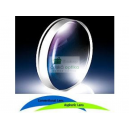 polykarbonátová bezpečná odolná asphérická tenčená vysokoindexní 1,59 čočka s HMC AR (2ks)
